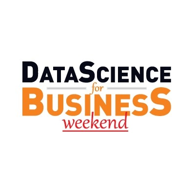 DATA SCIENCE for BUSINESS WEEKEND